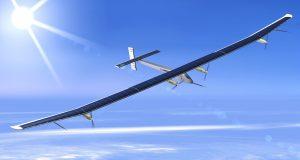طائرات الطاقة الشمسية