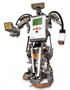الروبوت الشهير AlphaRex المنفذ والمبرمج باستخدام تقنية Mindstorms NXT 2.0 من شركة ليغو.